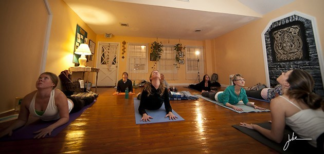 Beginner Yoga / Outer Banks, NC