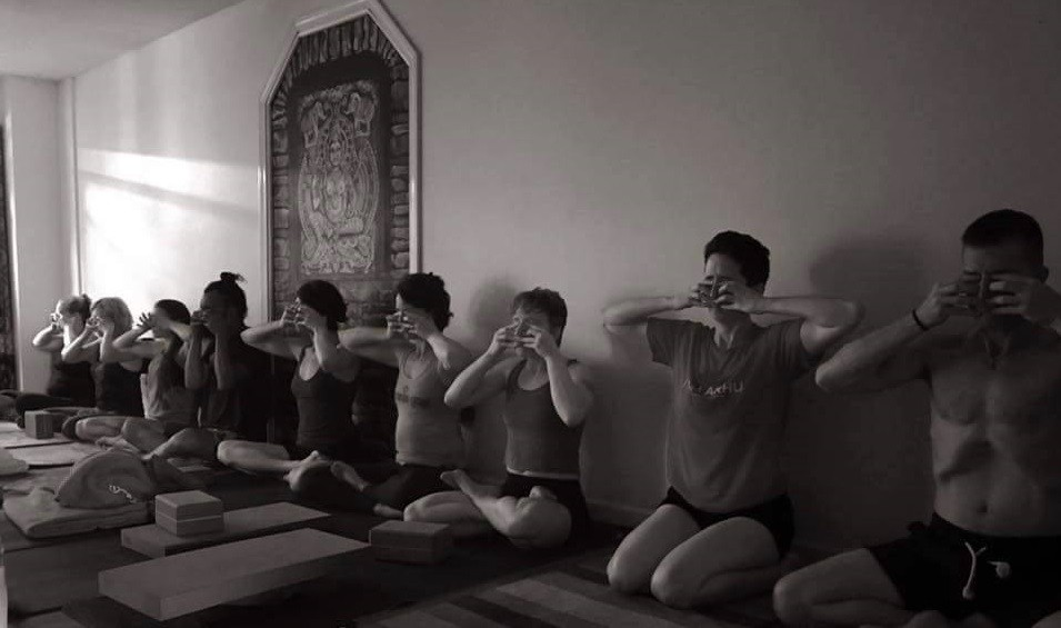 Pranayama Class / Ashtanga Yoga Outer Banks