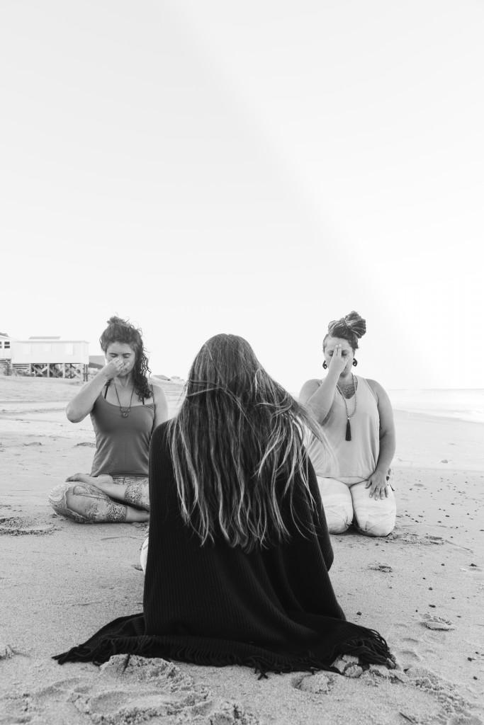 Ashtanga Yoga Pranayama / Outer Banks, NC